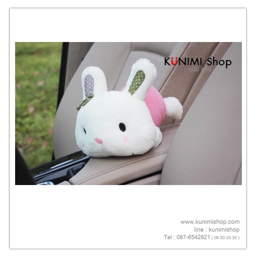 ที่ดูดซับกลิ่นอับชื้นในรถยนต์ รูปตุ๊กตาน้องกระต่าย น่ารัก ด้านใน บรรจุถ่านคาร์บอน ขนาดกะทัดรัด วางในของรถตรงไหนก็ได้ครับ และยังสามารถใช้ประดับในรถยนต์ได้ด้วย มี 2 สี : สีชมพู สีม่วง ขนาด 20 x 12 cm.
