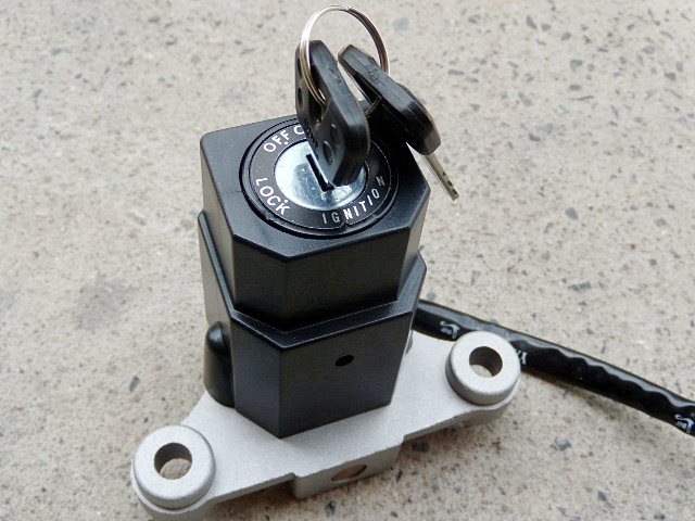 สวิทซ์กุญแจ RX-K RX-S เทียม งานใหม่