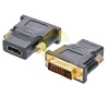 Converter HDMI (F) TO DVI 24+1 (M)