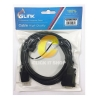 Cable HDMI-VGA(with IC)+Audio Output 1.8M
