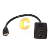 Cable HDMI Splitter 1 to 2