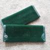 ปลอกมือ กำมะหยี่ สีเขียว