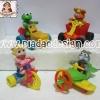 1991 McDonald's แมคโดนัลด์ ของเล่น ของสะสม Happy Meal Muppet Babies อยู่นอกแพ็คค่ะ