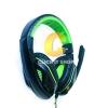 HeadSet 'OKER' X2 (Black/Green)