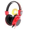 HeadSet 'OKER' SM-839 (Red)
