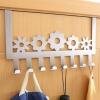 ที่แขวนสิ่งของเกี่ยวกับขอบปะตู ขอบตู้ ไม่ต้องเจาะรู หรือ ติดกาว ขนาด กว้าง 22 x สูง 40 ช่วงที่เกี่ยว กว้าง 4.5 cm.