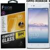Focus โฟกัส ฟิล์มกันรอยมือถือ ฟิล์มกระจกนิรภัยกันกระแทก Oppo Mirror3 ออปโป