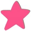 สีชมพูสด Vixen Pink สีอะคริลิคสำหรับงานศิลปะ เพ้นท์ เดคูพาจ Acrylic Color สูตรน้ำ