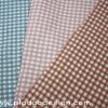ผ้า Cotton พิมพ์ลาย สำหรับทำงานฝีมือ หรือบุชิ้นงาน - ลายสก็อต Scott ใหญ่