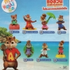 2012 McDonald's แมคโดนัลด์ ของเล่น ของสะสม Alvin and The Chipmunks 3 ออกเมื่อ มีนา 55 อยู่ในแพ็คค่ะ MIP