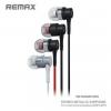 Remax หูฟัง Small Talk (535) - สีแดง เสียงดี เบสแน่น