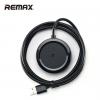 ที่ขยายและเพิ่ม Port USB อะแดปเตอร์ remax Inspiron 3Usb Hub RU-05 สีดำ