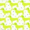 แนวภาพสัตว์ การ์ตูนลายหมา ภาพโทนสีเขียว เป็นภาพเต็มแผ่น พิเศษกระดาษรองลายเป็นกระดาษมีลายในตัว กระดาษแนพกิ้นสำหรับทำงาน เดคูพาจ Decoupage Paper Napkins ขนาด 33X33cm สำเนา สำเนา