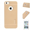 เคส IPhone 5 เคสไอโฟน 5 เคสแบบฝาหลังวัสดุคุณภาพดี Nilkin สีทอง