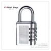 GL152 แม่กุญแจ หมุนถอดรหัส ไม่ต้องใช้ลูกกุญแจ (ตัวกลาง M) ล๊อคบ้าน ล๊อคประตู ล๊อคตู้ ล๊อคกระเป๋า
