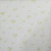 แนวภาพความรัก หัวใจสีครีม ภาพโทนสีครีม เป็นภาพกระจายเต็มแผ่น กระดาษแนพกิ้นสำหรับทำงาน เดคูพาจ Decoupage Paper Napkins ขนาด 33X33cm