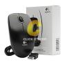 Mouse USB LOGITECH (B100) Black