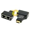 Converter HDMI Extender 30M by UTP CAT5e