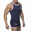 เสื้อกล้าม SLIM FIT : สีน้ำเงิน