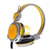 "HeadSet+Mic ""OKER"" SM-712 (Yellow)"