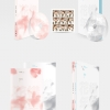 [Pre] BTS : 3rd Mini Album - In the Mood for Love (White/Pink Ver.)