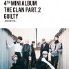 [Pre] Monsta X : 4th Mini Album - THE CLAN 2.5 PART.2 GUILTY (INNOCENT Ver.) +Poster