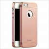 IPAKY CASE 360 3 in 1 iPhone 5 / 5s / SE-Pink