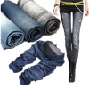 LG026 กางเกงเลคกิ้ง ลายยีนส์ ขายาว เข้ารูป สวยเท่ห์ มีหลายลายให้เลือกคะ