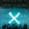 [Pre] Monsta X : 3rd Mini Album - THE CLAN 2.5 Part.1 LOST (FOUND Ver.) +Poster