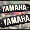 โลโก้ ถังน้ำมัน Yamaha YL1 YL2 YAS1 YA7 ใหม่ เก่าเก็บ