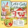กระดาษอาร์ทพิมพ์ลาย สำหรับทำงาน เดคูพาจ Decoupage : Cooking Series - Hearty Cobb Salad