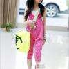 ชุดจั๊มสูทเด็กหญิงมาใหม่ สไตล์เกาหลี ดีไซน์เก๋ น่ารัก ผ้าเนื้อนุ่ม ใส่สบาย