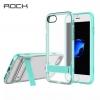 เคส IPhone 7 เคสไอโฟน7 ดีไซน์ออกแบบตั้งได้สไตล์ชิค สีฟ้า