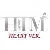 [Pre] History : 5th Mini Album - HIM (Heart Ver.) +Poster