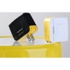 Remax Adapter 3.4A (2Port) สีขาว-เหลือง