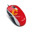 Mouse USB GENUIS (DX-110) Red