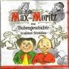 แนวภาพการ์ตูน การ์ตูน Max & Moritz เป็นภาพตูนเยอรมันนี ภาพโทนสีขาว เป็นกระดาษลายเต็มแผ่น กระดาษแนพกิ้นสำหรับทำงาน เดคูพาจ Decoupage Paper Napkins ขนาด 33X33cm