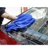 GK081 ผ้าไมโครไฟเบอร์สีน้ำเงิน ใช้เช็ดถูทำความสะอาด อเนกประสงค์