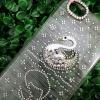 เคส IPhone 6 เคสไอโฟน6 เคสแบบฝาหลังประดับคริสตัล เรียบหรู