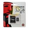 Micro SD 32GB Kingston (SDC32, Class 10)