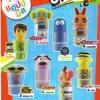2009 McDonald's แมคโดนัลด์ ของเล่น ของสะสม CN Cartoon Network Mix n Match Containers ออกเมื่อ มิถุนา 52 อยู่ในแพ็คค่ะ MIP