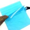กระเป๋ากันน้ำคาดเอว และสะพายได้ ใส่ของ ใส่มือถือ- สีฟ้า
