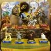 2009 McDonald's แมคโดนัลด์ ของเล่น ของสะสม Madagascar 2 Escape Africa มาเขย่าสนุก ป่วนแอฟริกากับมาดากัสการ์ ออกเมื่อ มกรา 52 อยู่ในแพ็คค่ะ MIP