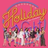 [Pre] SNSD : 6th Album - Holiday Night (Random Ver.) +Poster