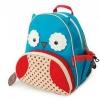กระเป๋าเป้เด็กป้าย ORANGE idea – ลายนกฮูก