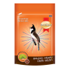 SH นกกรงหัวจุก นกแข่ง-กล้วยหิน 100g. ส้ม