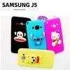 เคส Samsung J5 เคสซัมซุงJ5 เคสซัมซุงเจห้า เคสซิลิโคลนนิ่มลายการ์ตูน ยืดหยุ่นดี ปกป้องกันรอย กันกระแทก