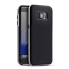 IPAKY CASE สำหรับ Samsung Galaxy S 7 (Black)