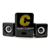 ลำโพง OKER Bluetooth (SP-525) Black