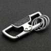 GJ048 พวงกุญแจ รถยนต์ HONEST พกพา ดีไซน์สวย หรู มีระดับ เหมาะแก่การใช้งาน หรือจะซื้อเป็นของขวัญ เนื่องในโอกาสต่างๆ ขนาด 8.3 x 2.6 cm.